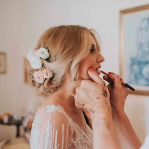 Acconciature sposa e make up a Firenze e Siena