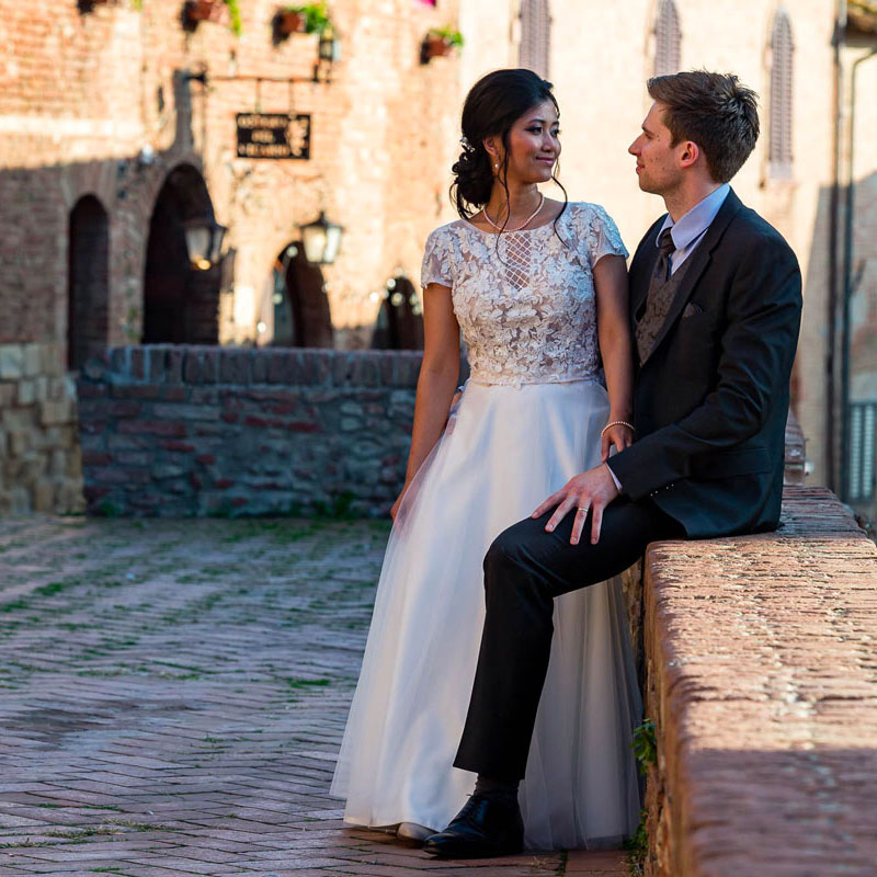 Acconciature sposa e make up a Firenze e Siena - Bambole ...